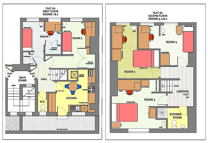 Five Bedroom Flat Plan 28 Images 4 Bedroom Apartment